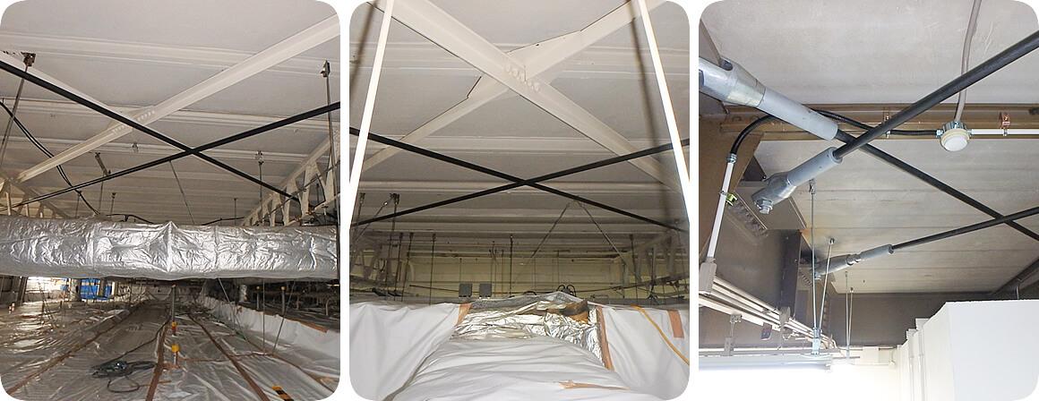 工場屋根改修