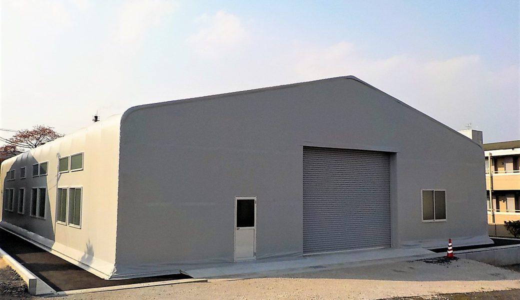 日本黒鉛工業株式会社 瀬田工場 新新原鉱倉庫