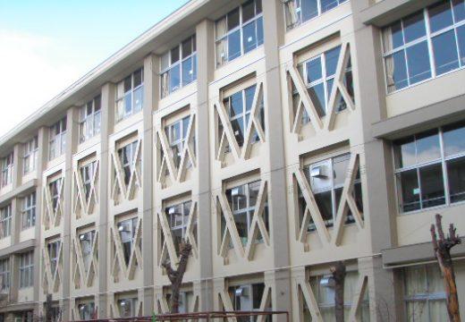 坂本小学校校舎 耐震改修