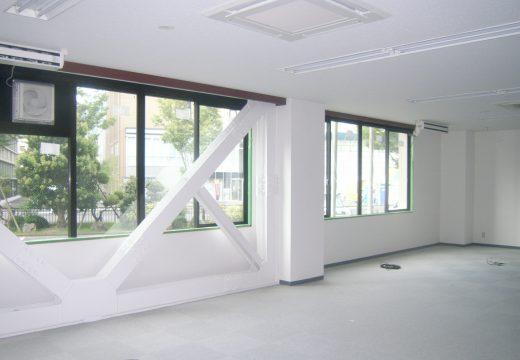 滋賀県建設会館 耐震補強改修