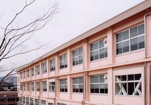 滋賀大学教育学部附属中学校 校舎
